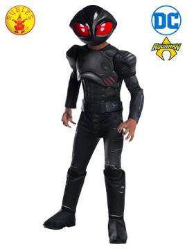 Black Manta Child Costume