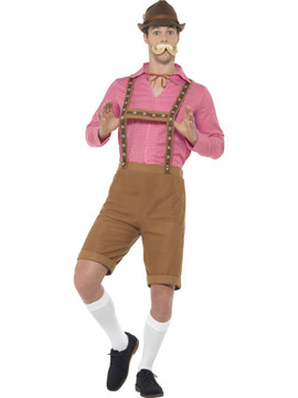 Oktoberfest Mr Bavarian Costume