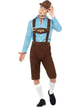 Oktoberfest Beer Fest Costume