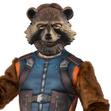 Guardians of the Galaxy Rocket Raccoon Deluxe Adult Costume