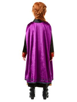 Frozen 2 Anna Deluxe Girls Costume