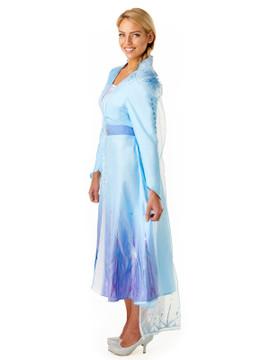 Frozen 2 Elsa Deluxe Womens Costume