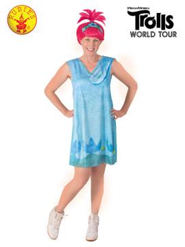 Poppy Trolls 2 Adult Costume