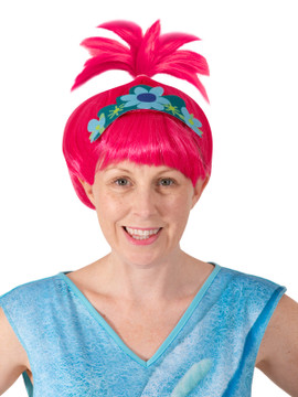 Poppy Trolls 2 Adult Costume