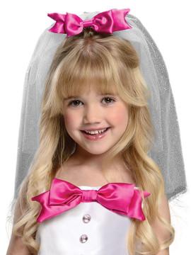 Barbie Bride Girls Costume