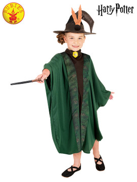 Harry Potter Professor McGonagall Childs Robe