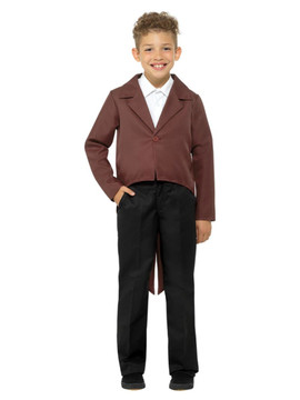 Tailcoat Brown Kids