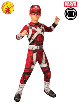 Red Guardian Childs Costume