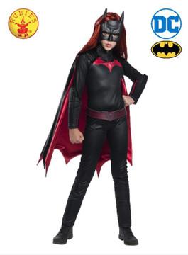 Batwoman Superhero Deluxe Girls Costume