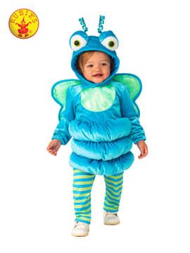 Glow WormToddler Costume