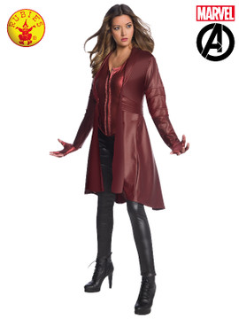 Marvel Scarlet Witch Womans Costume