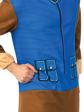 Paw Patrol Chase Adult Costume