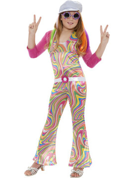 70's Girl Groovy Glam Costume