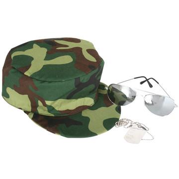 Army Military Camo Set