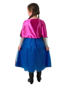 Frozen Anna Musical Light Up Costume