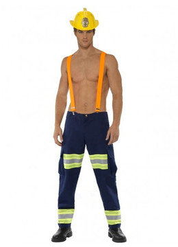 Firefighter Mens Costume