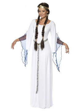 Medieval Maid Womens Costume