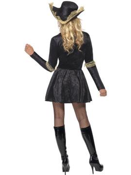 Pirate Swashbuckler Womens Costume