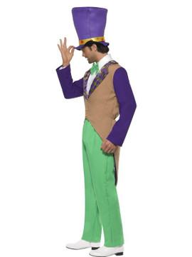 Alice In Wonderland Mad Hatter Adult Costume