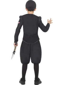 Horrible Histories Tudor Executioner Kids Costume