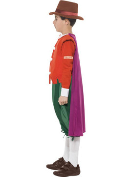 Horrible Histories Guy Fawkes Kids Costume