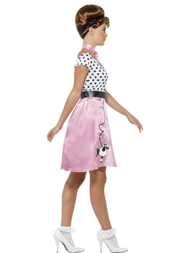 1950s Rock n Roll Womens Costume