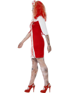 Zombie Nurse Plus Size Costume