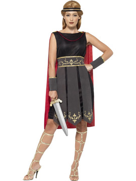 Roman Warrior Womens Costume