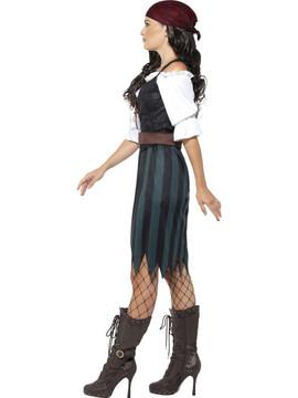 Pirate Deckhand Womens Costume