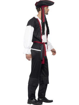 Pirate Captain Adult Costume