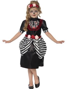 Skull Girls Costume