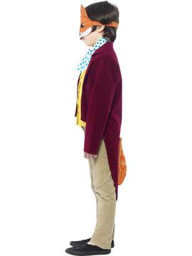 Roald Dahl Fantastic Mr Fox Kids Costume