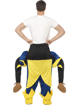 Bananaman Piggy Back Costume