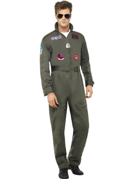 Top Gun Deluxe Male Costume
