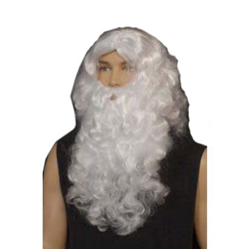 Santa Christmas Wig & Beard