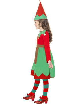 Santa's Little Helper Kids Costume