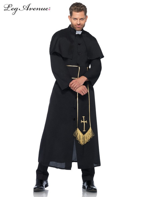 Priest Mens Costumes