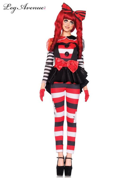 Rag Doll Womens Costume