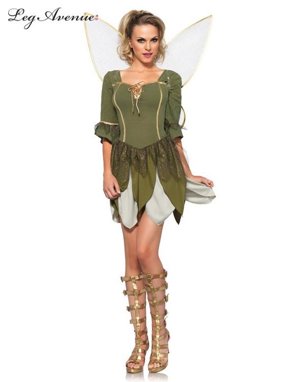 Tinkerbell Rebel Womens Costume