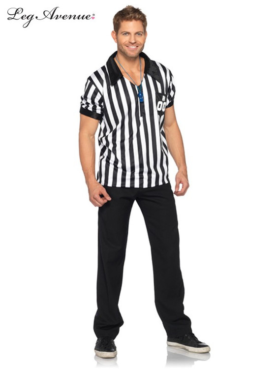 Referee Mens Costume