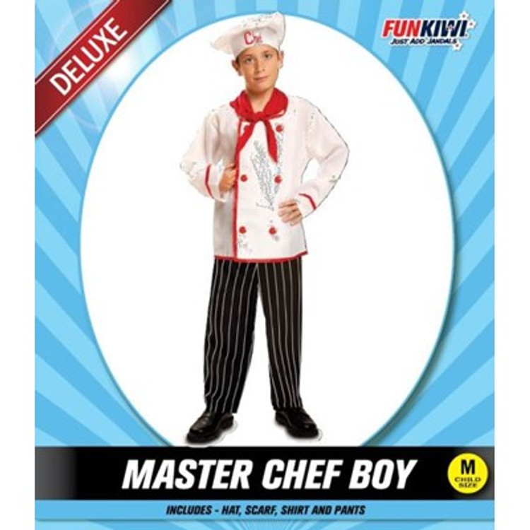 Master Chef Kids Costume
