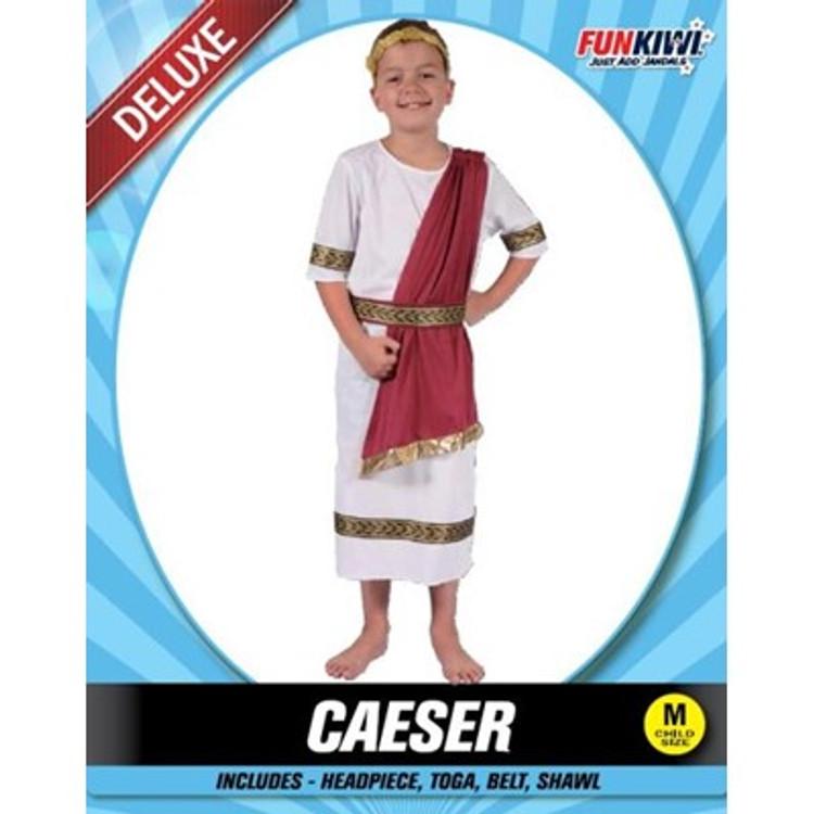 Toga Caesar Boys Costume