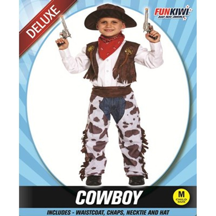 Cowboy Childs Costume