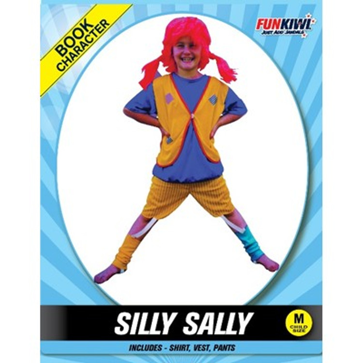 Silly Sally Girls Costume