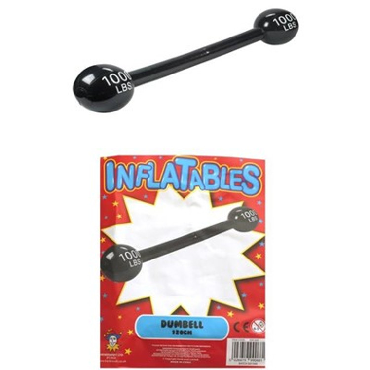 Inflatable Barbell
