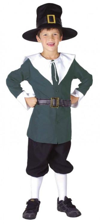 Colonial Boy Kids Costume