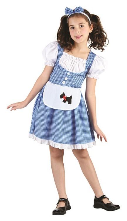 Dorothy Girl Kids Costume