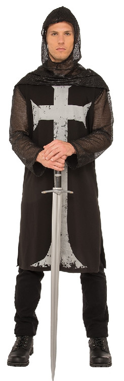 Gothic Knight Mens Costume