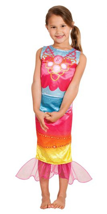 Barbie Mermaid Girls Costume