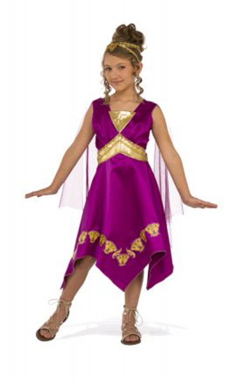 Grecian Goddess Child Costume